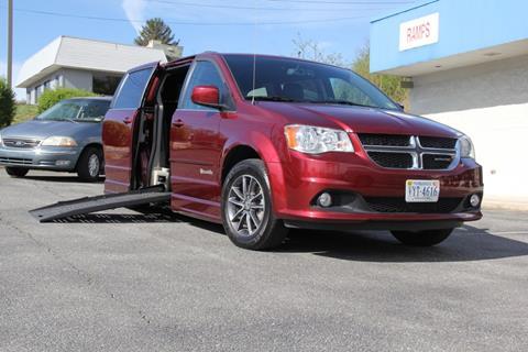 2017 Dodge Grand Caravan for sale in Madison Heights, VA