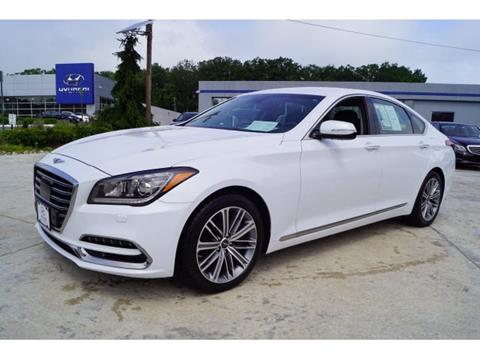 2018 Genesis G80 for sale in Monmouth Junction, NJ