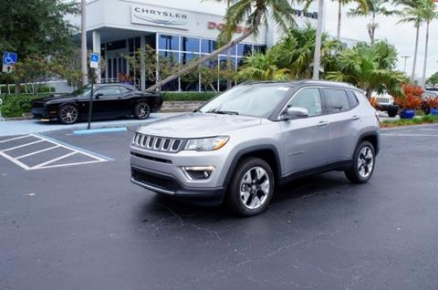 2018 Jeep Compass for sale in Plantation, FL