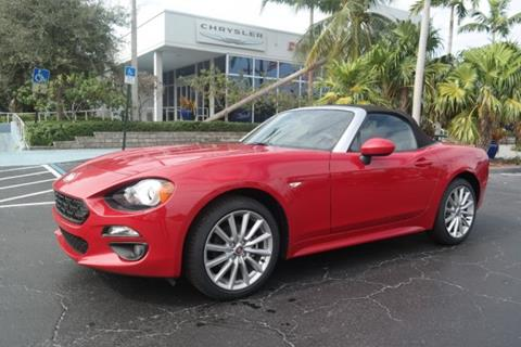 2019 FIAT 124 Spider for sale in Plantation, FL