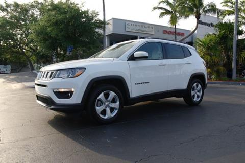2019 Jeep Compass for sale in Plantation, FL