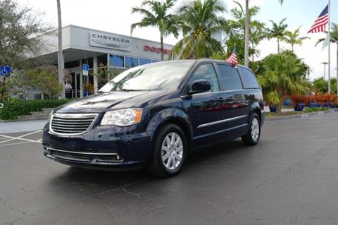 2016 Chrysler Town and Country for sale in Plantation, FL