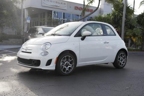 2019 FIAT 500c for sale in Plantation, FL