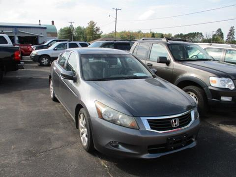 2010 Honda Accord for sale in Florence, WI