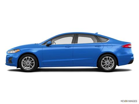2020 Ford Fusion for sale in Florence, WI