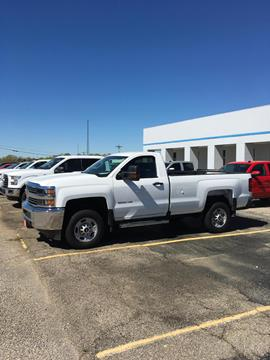 2017 Chevrolet Silverado 2500hd For Sale In Doniphan Mo