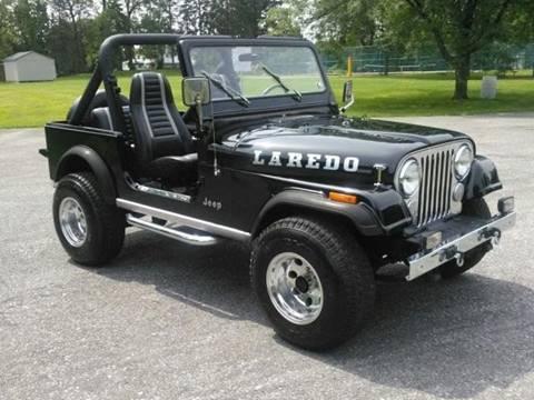 1985 Jeep CJ-5 for sale in Clinton, TN
