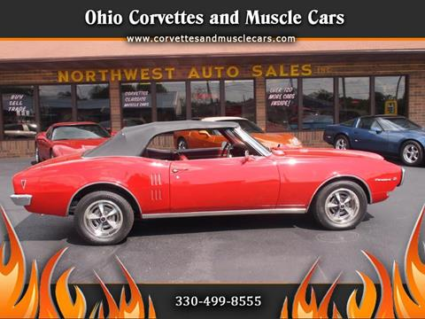 1968 Pontiac Firebird for sale in North Canton, OH