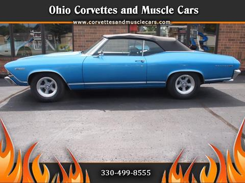 1969 Chevrolet Chevelle for sale in North Canton, OH