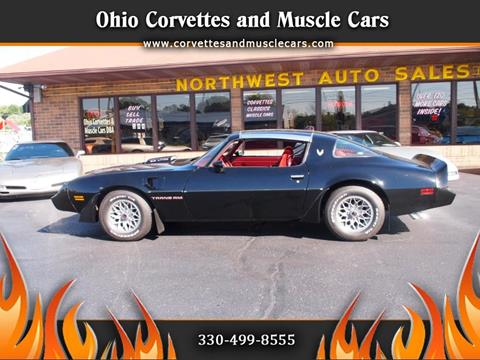 1979 Pontiac Firebird for sale in North Canton, OH