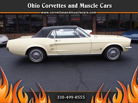 1967 Ford Mustang for sale in North Canton, OH