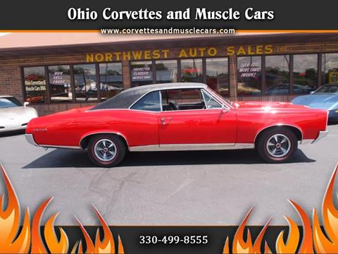 1967 Pontiac GTO for sale in North Canton, OH