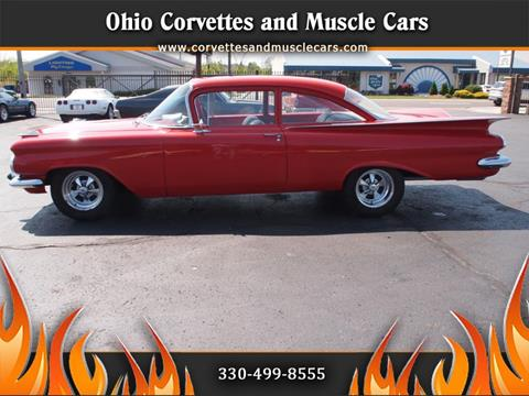 1959 Chevrolet Biscayne for sale in North Canton, OH