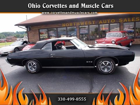 1969 Pontiac GTO for sale in North Canton, OH
