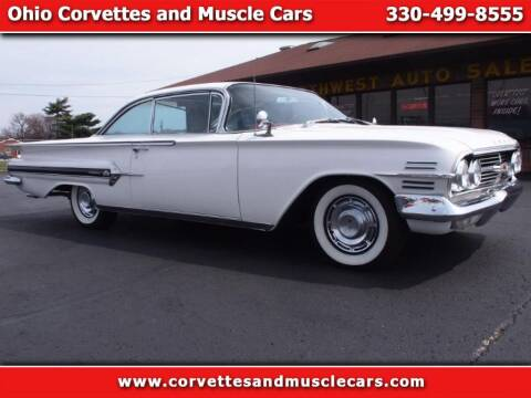 1960 Chevrolet Impala for sale in North Canton, OH