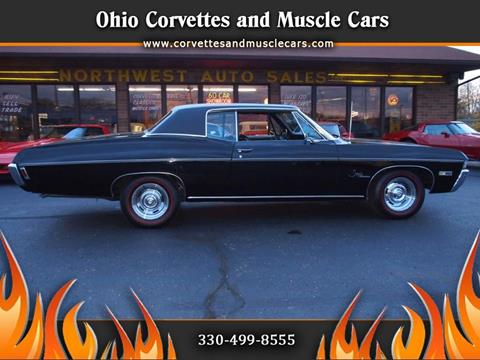 1968 Chevrolet Impala for sale in North Canton, OH