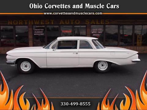1961 Chevrolet Biscayne for sale in North Canton, OH