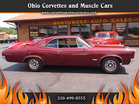 1966 Pontiac GTO for sale in North Canton, OH