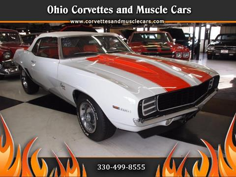 1969 Chevrolet Camaro for sale in North Canton, OH
