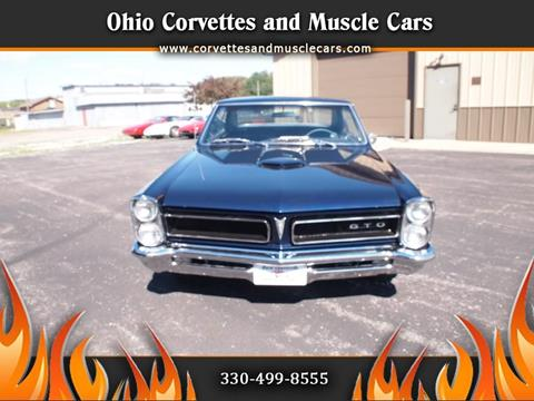 1965 Pontiac GTO for sale in North Canton, OH
