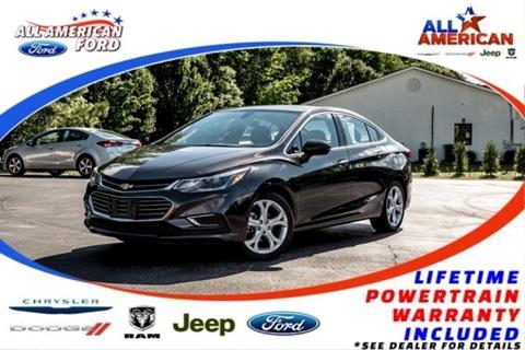 2017 Chevrolet Cruze for sale in Oneonta, AL