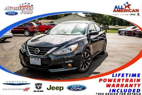2018 Nissan Altima for sale in Oneonta, AL