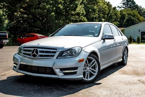 2012 Mercedes-Benz C-Class for sale in Oneonta, AL