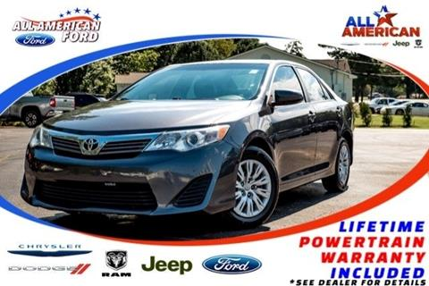 2014 Toyota Camry for sale in Oneonta, AL
