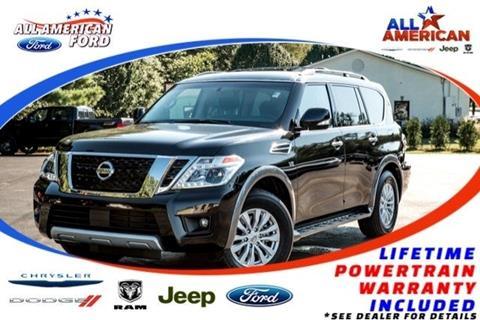 2018 Nissan Armada for sale in Oneonta, AL
