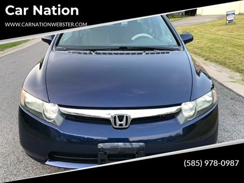 2008 Honda Civic for sale in Webster, NY