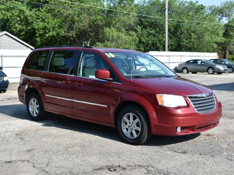 2010 Chrysler Town and Country for sale in Wichita, KS