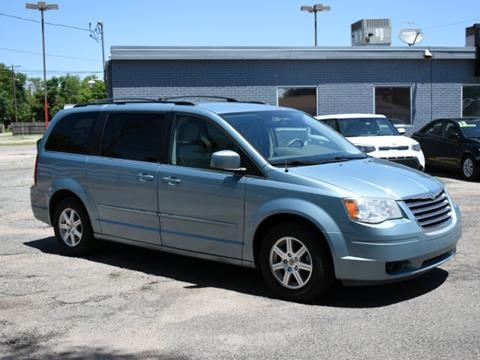 2008 Chrysler Town and Country for sale in Wichita, KS