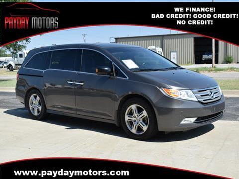 2012 Honda Odyssey For Sale >> Honda Odyssey For Sale In Wichita Ks Priced Right Auto Sales