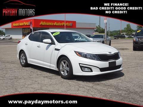 Kia Finance Bad Credit >> Kia Optima For Sale In Wichita Ks Priced Right Auto Sales