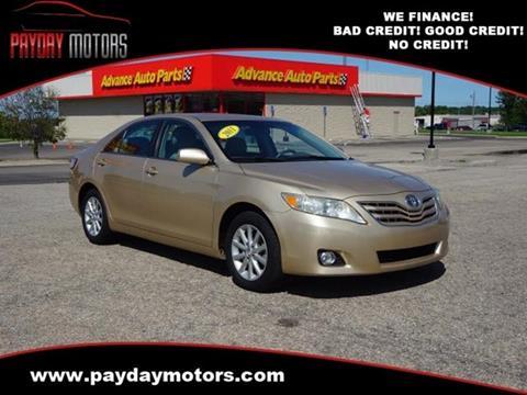 2011 Toyota Camry For Sale >> Toyota Camry For Sale In Wichita Ks Priced Right Auto Sales