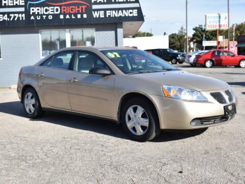 Leader Auto Sales >> Pontiac G6 For Sale In Wichita Ks Priced Right Auto Sales