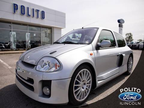 2001 Renault Clio for sale at POLITO FORD LINCOLN in Lindsay ON