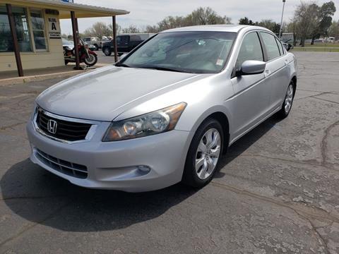 2009 Honda Accord for sale in Wichita, KS