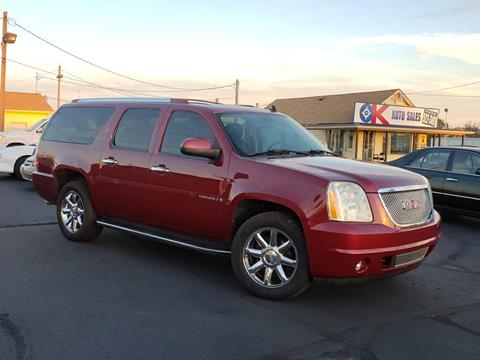 2007 GMC Yukon XL for sale in Wichita, KS