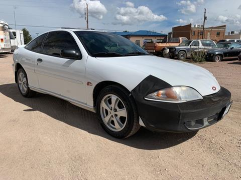 2001 Chevrolet Cavalier for sale in Parker, CO