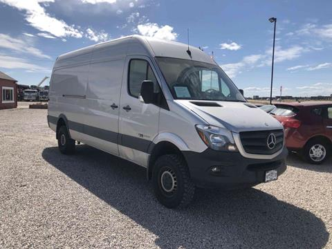 2016 Mercedes-Benz Sprinter Cargo for sale in Parker, CO