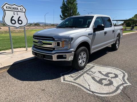 2018 Ford F-150 for sale in Kingman, AZ