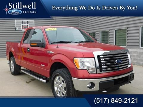 2012 Ford F-150 for sale in Hillsdale, MI