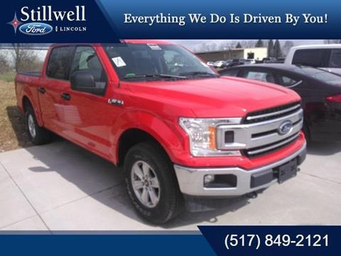 2018 Ford F-150 for sale in Hillsdale, MI