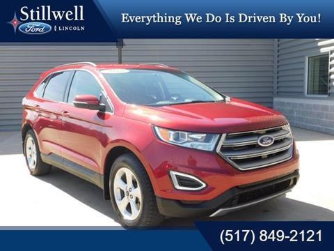 2016 Ford Edge for sale in Hillsdale, MI