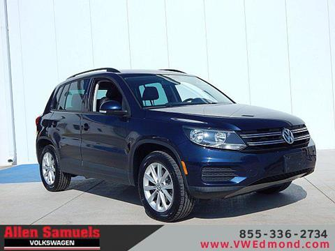 2015 Volkswagen Tiguan for sale in Oklahoma City, OK
