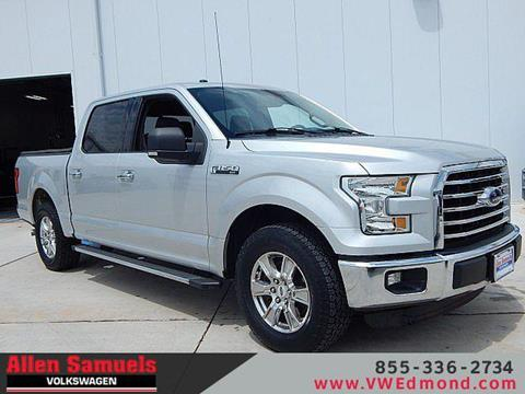 2016 Ford F-150 for sale in Oklahoma City, OK