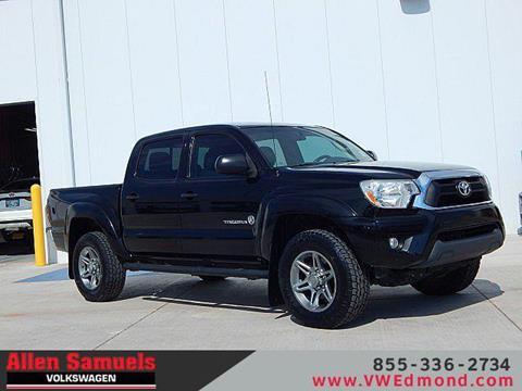 Toyota Tacoma For Sale Okc >> 2014 Toyota Tacoma For Sale In Oklahoma City Ok