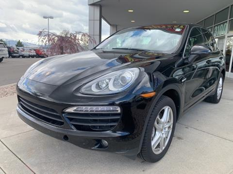 2012 Porsche Cayenne for sale in Sandy, UT