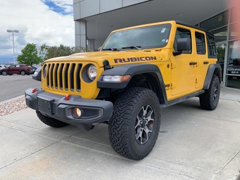 2019 Jeep Wrangler Unlimited for sale in Sandy, UT